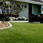 LawnPop Conserving Water with Artificial Grass