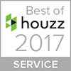 LawnPop Houzz Best of Service 2017