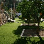 artificial grass residential lawn