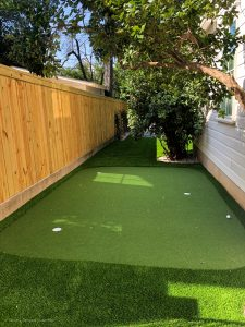 Custom Synthetic Turf Putting Greens 3