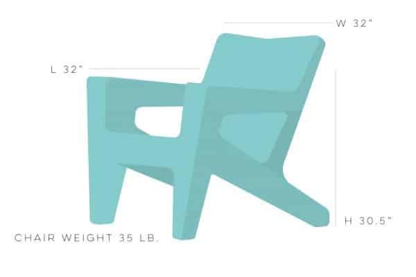 Chair Measurments
