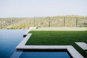 Artificial Turf Made Of